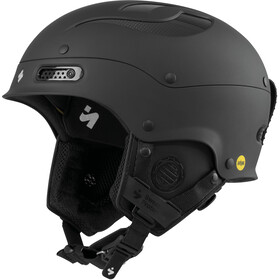 Sweet Protection Trooper II MIPS Casco Hombre, dirt black